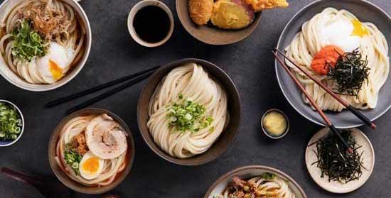Marugame Udon Food