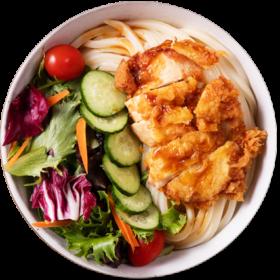 Garlic Chicken Salad