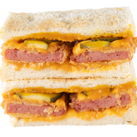 Spam, Cheese and Pickle